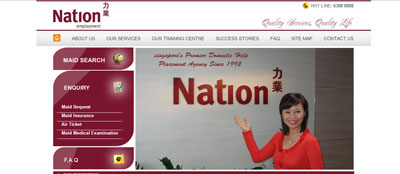 Singapore Websites